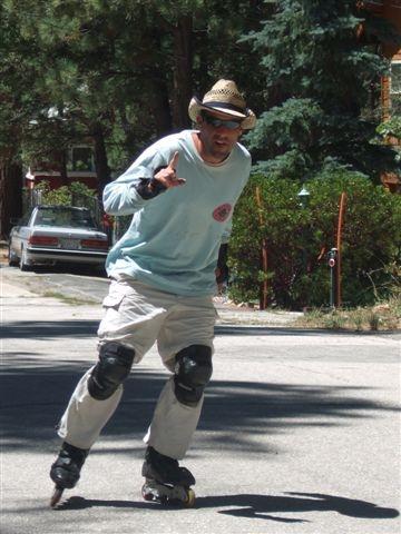 Sport-Rollerblading